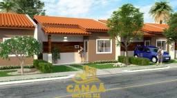 Maravilhosas Casas de Fino Acabamento no Aracagy | 64m | 01 Suíte master e 01 Semi-Suíte