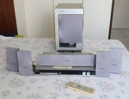 DVD Home Theath System Philips 5.1 - 1000W