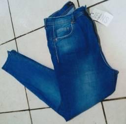 Calça jeans nova Tam 44.46