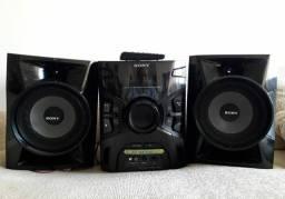 Mini System Sony Novinho