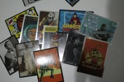 Figurinhas do álbum do Chaves