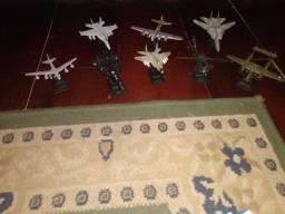 Coleção de aviões