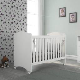 Berço Regulável com Rodízios Litle Baby Atualle