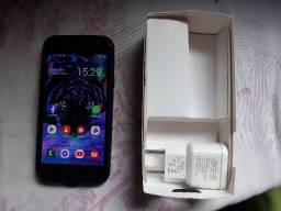 Smartphone Samsung J5 Pró Cor preta