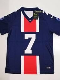 Camisa PSG NFL Mbappé #7 Nike 18/19 - Tamanhos: P, G