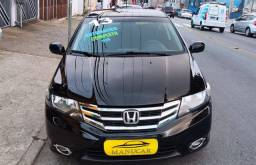Honda city1.5 lx  2012/2013 automático