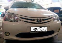 Etios Sedan 1.5 Couro U. Dona 78.000 kms Manual Impecavel