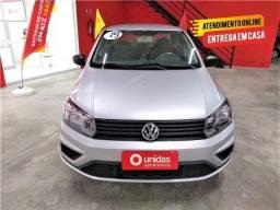 Volkswagen voyage prata 1.6 msi totalflex 4p manual