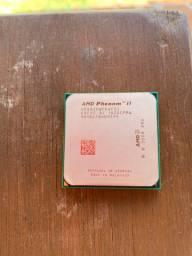 CPU AMD Phenom II X4 + Cooler Box