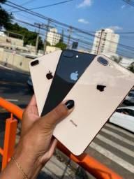 Coisa linda IPhone 8 Plus 128gb vitrine top