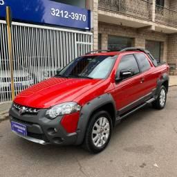 Fiat Strada Adventure 1.8 Cab. Dupla 2014 Locker