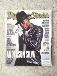 Revista Rolling Stones Anderson Silva