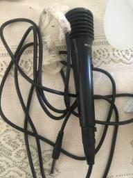Vende-se microfone