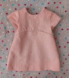 Vestido Zara 3/4 Anos - Novo