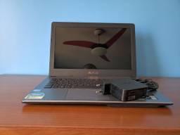 Notebook Asus I5 X450  Com Defeito