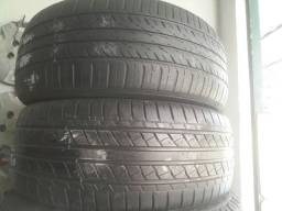 Vendo 2 pneus 195/55/16 seminovos