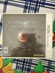 Residet Evil Revelations Nintendo 3DS