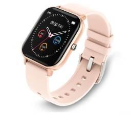 Relógio Smartwatch Inteligente Feminino P8 Tela De Toque