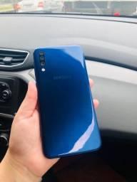 Samsung A50 azul 128gb 4ramm