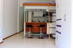 Alugo Studio na Glória, confortável, decorado próximo ao metrô