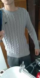 Suéter abercrombie  novo nunca usado