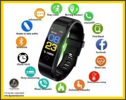 Relógio Pulseira Inteligente Smartband 116