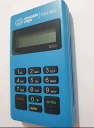 Máquina Leitor De Cartões - Crédito e Débito Point