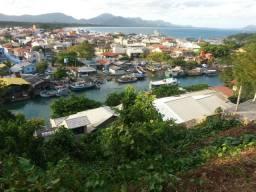 Aluguel temporada Apto de 2 quartos com vista para o mar e canal da Barra da Lagoa