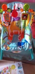 cadeira infantil de balanço