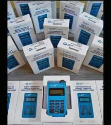 Maquininhas de cartão Mini point mercado pago, via bluetooth