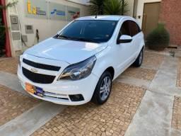 Chevrolet GM Agile LTZ 1.4 Branco