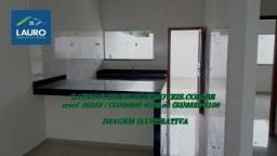 Casa com 02 qtos (sendo 01 suíte) no Residencial Laranjeiras (São Jacinto)
