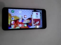 Vendo celular lg k9 tv.