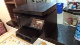 Impressora HP color laserjet PRO MFP M176n ( não liga)