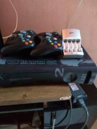 Xbox flat de colecionador completo
