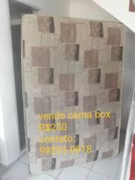 Cama box Semi- Nova