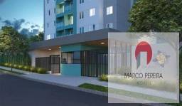 Apartamento à venda com 2 dormitórios em Vila santo antonio, Bauru cod:4891