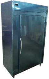 Balcão Refrigerado Geladeira Carnes Inox 400Kg
