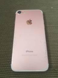 Iphone 7 rosé 128g
