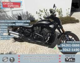 Harley davidson v rod night rod especial 2014 R$ 38.900 32.000km comprar usado  Campinas