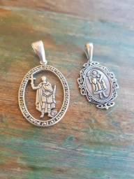 Pingentes de prata 925