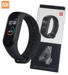Pulseira Inteligente Mi Band 4 Original Xiaomi + 1 pulseira colorida extra