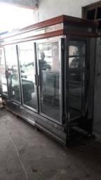 Auto serviço 220w 4 portas