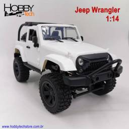 Rc Crawler Jeep Wrangler 1:14 2.4ghz 4,8v