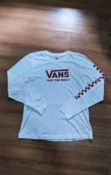 Camiseta Vans importada