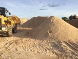 Super OFERTAS (Areia lavada, Brita, Pedra e Escória)
