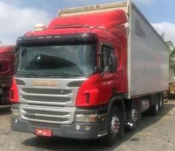 Sr Scania p310 vermelha