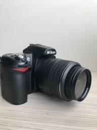 Câmera Digital Nikon D80