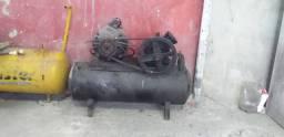 Vendo compressor com defeito no cabeçote 100 reais