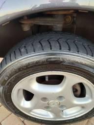 Troco por rodas de ferro aro 14